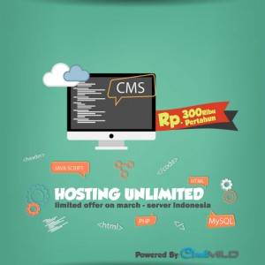 Unlimited Hosting Maret 2016